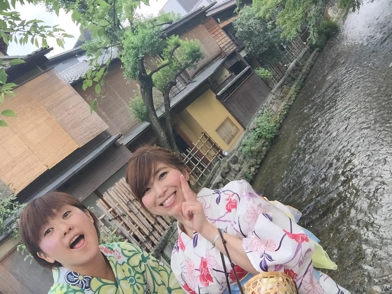 自転車の 子供 自転車 レンタル 京都 : ... 自転車を止めてまで撮って